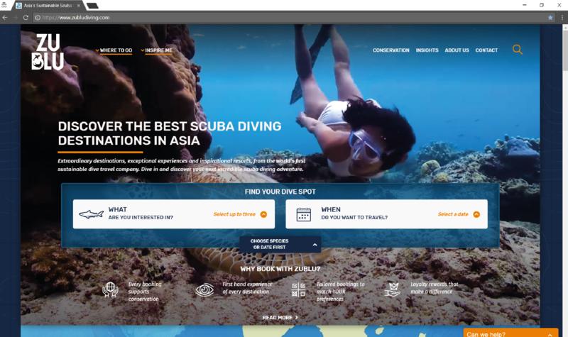 Ain zublu homepage desktop 01