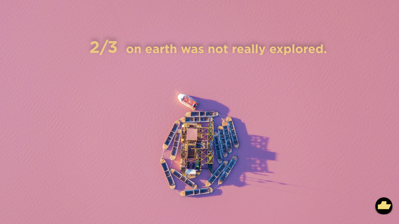 2 3 on earth is not really been explored.001