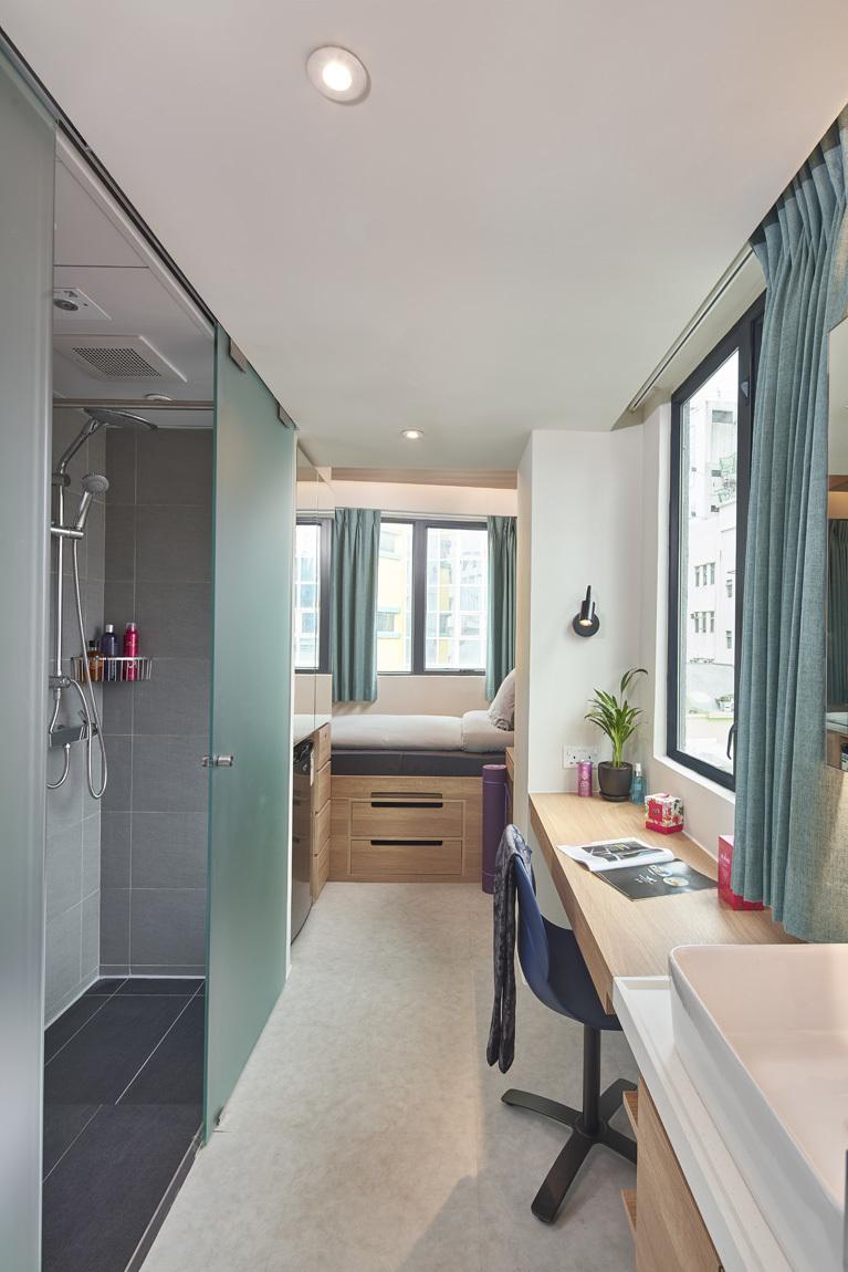 Wob premium en suite bedroom long
