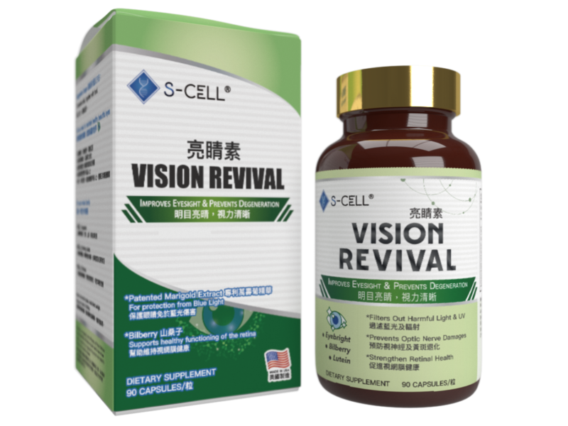 3d vision revival